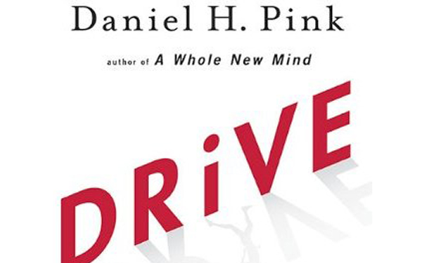 business book review daniel pink drive
