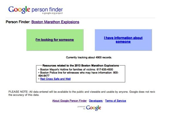 social media's role in the boston bombing