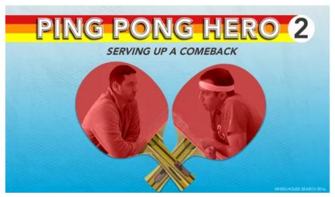 Ping Pong Hero 2 - 2016