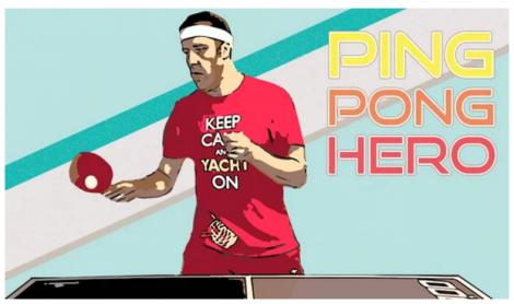 Ping Pong Hero - 2015