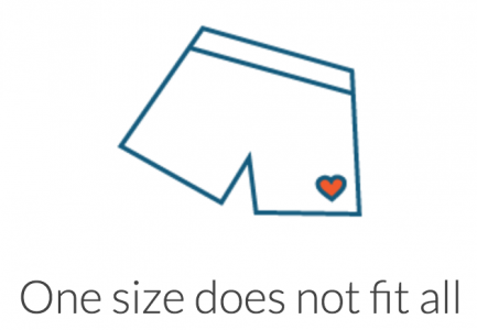 one-size-does-not-fit-all