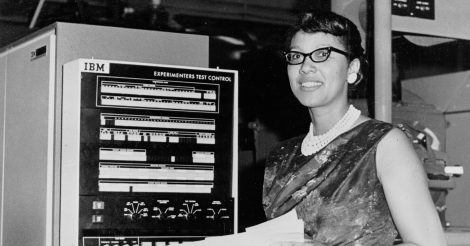Melba Roy Mouton, NASA Mathmetician