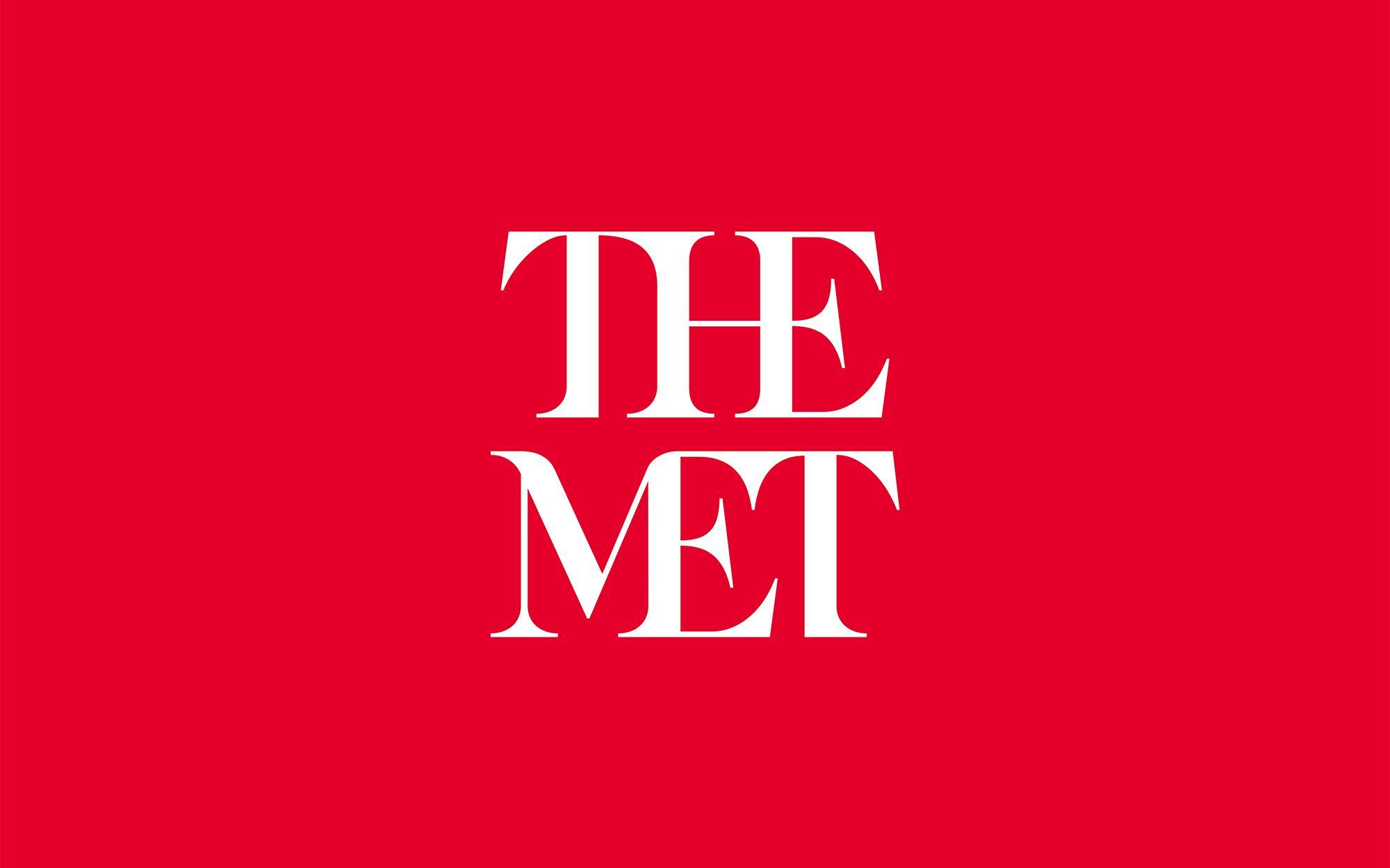 The MET-logo