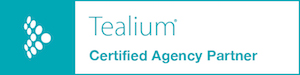 tealium certified agency partner logo