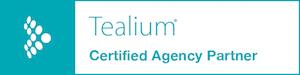 tealium certified agency partner logo